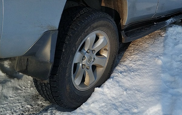 узнайте какое давление в шинах