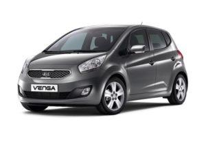 Давление в шинах Kia Venga