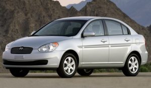 Hyundai Accent третьего поколения