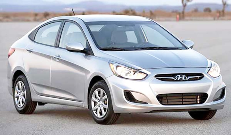 Hyundai Accent 4-го поколения