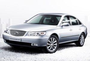 Hyundai Grandeur 4-го поколения