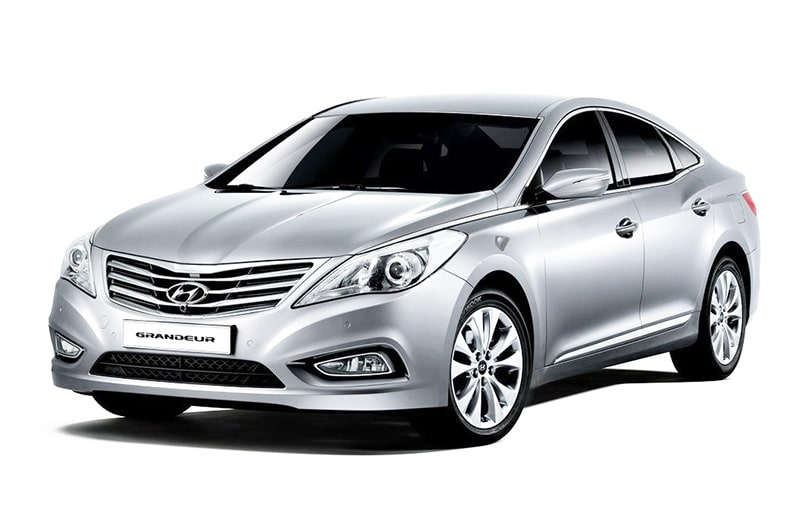 Hyundai Grandeur пятого поколения