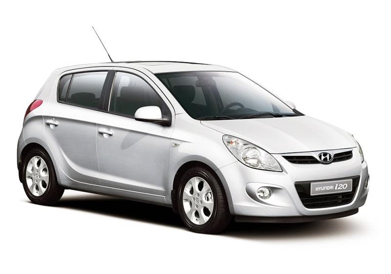 Первое поколение Hyundai i20