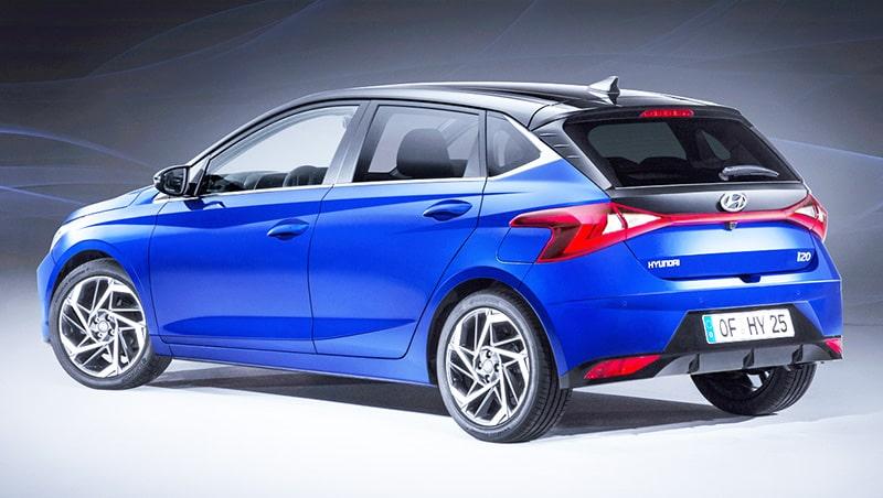 Третье поколение Hyundai i20