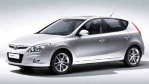 Hyundai i30 первого поколения